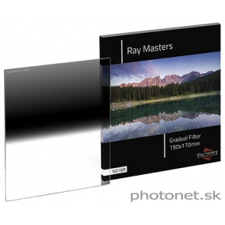 Ray Masters 150mm ND16 Grad Reversed