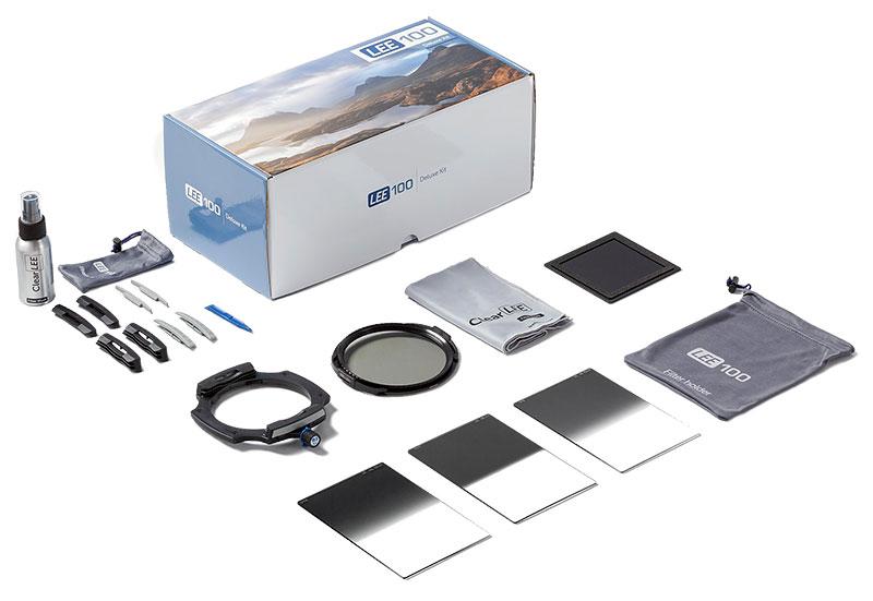 LEE100 Deluxe Kit - LEE Filters